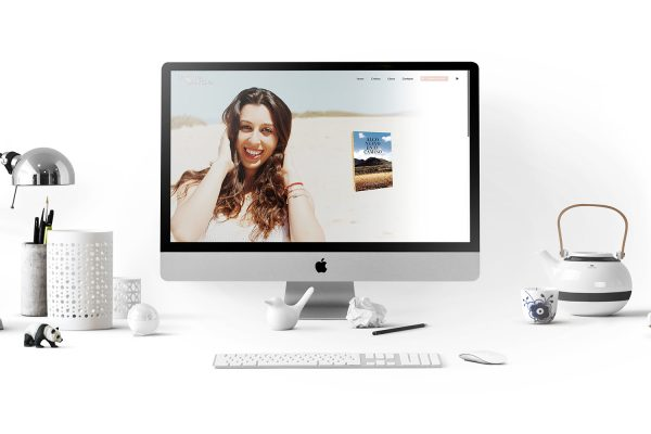 Diseño Web Cristina Saavedra