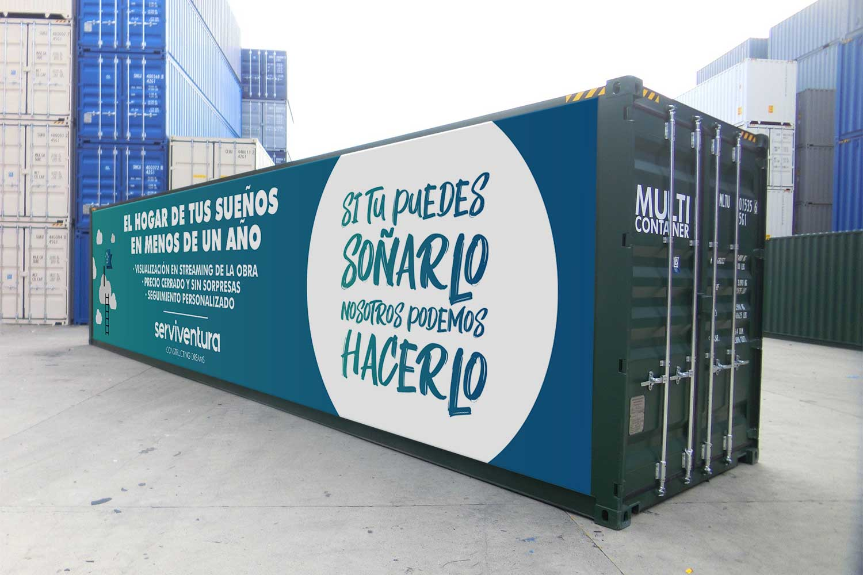 Campaña de publicidad Serviventura Lanzarote