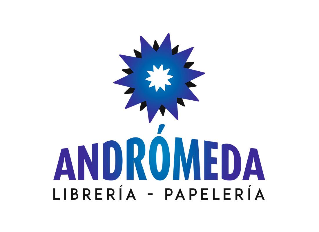 rediseño de logotipo Andromeda