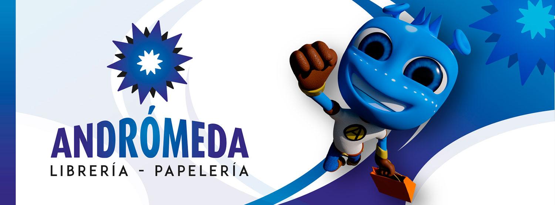 Branding Andromeda
