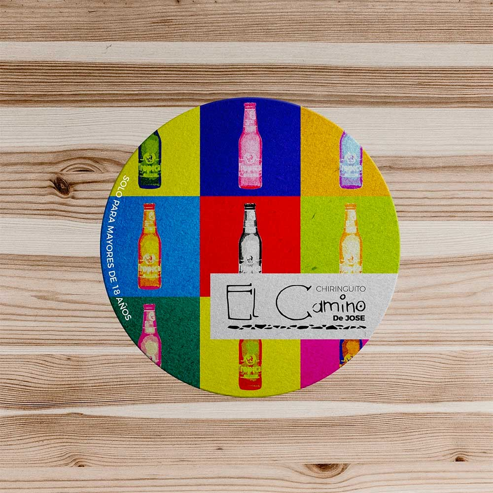 Diseño gráfico El Camino