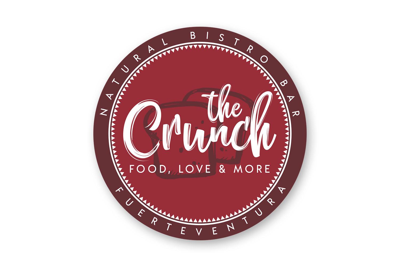 Diseño de logotipo Crunch Fuerteventura