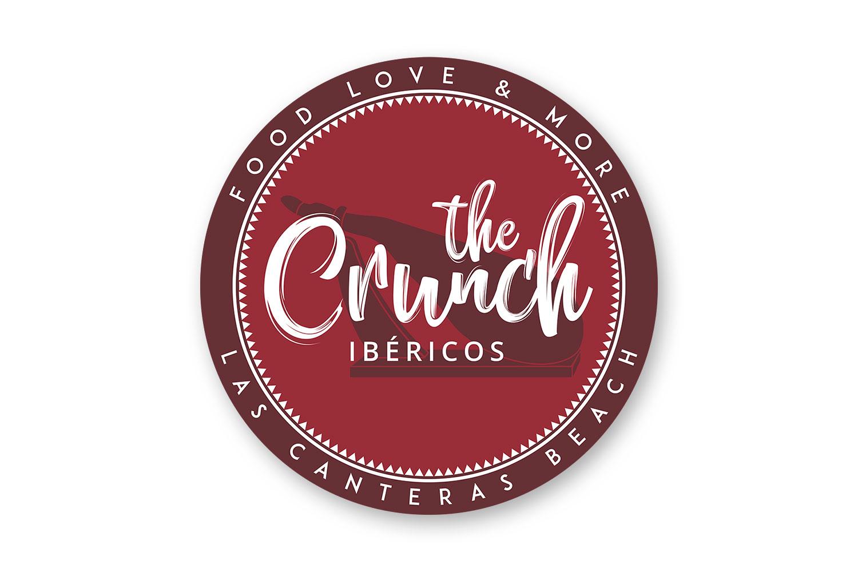 Diseño de logotipo Crunch Gran Canaria