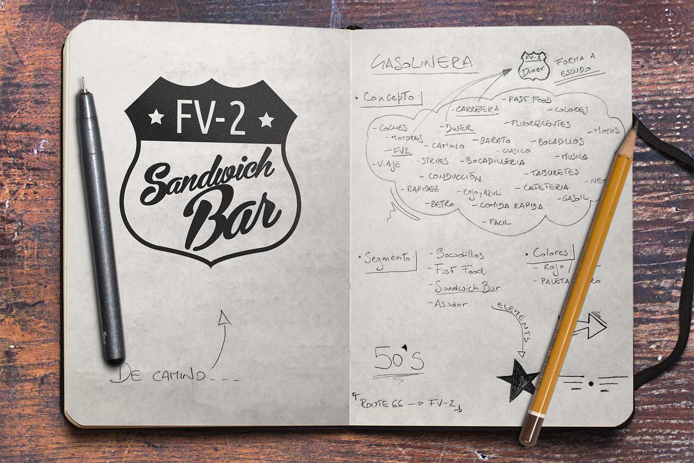 Diseño de logotipo FV2