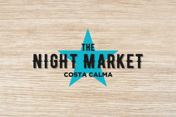 Diseño de logotipo Night Market