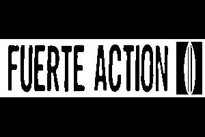 diseño · logo Fuerte Action