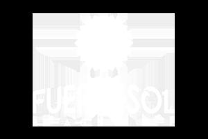 diseño · logo Fuertesol